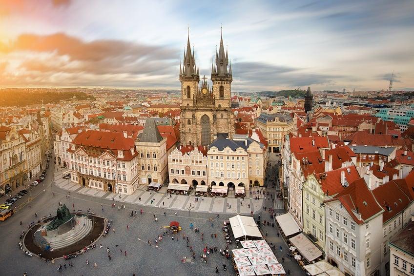 Una macrolezione di vita e 4 microlezioni di Ristorazione fatta bene direttamente da Praga